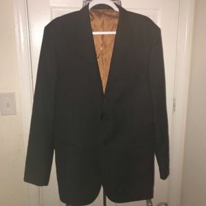Jos A. Bank Blazer, Men 44R Slim Fit